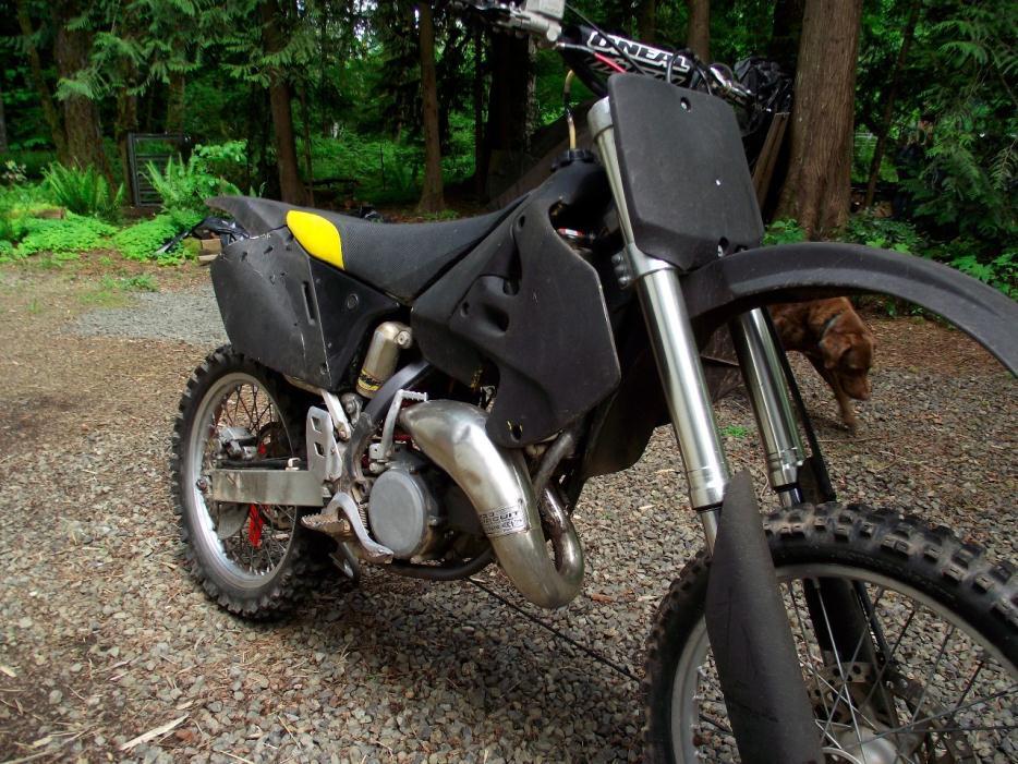 1999 Suzuki Rm125 Motorcycles for sale