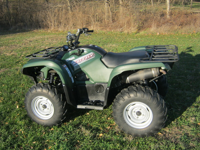 yamaha grizzly 660 4x4 motorcycles for sale. Black Bedroom Furniture Sets. Home Design Ideas