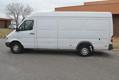 Dodge : Sprinter 2005 freightliner sprinter cargo van