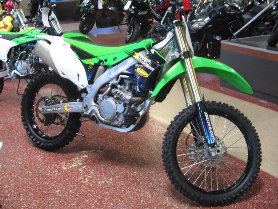 2011 Kawasaki KX65