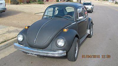 Volkswagen : Beetle - Classic vinyl 1974 vw beetle