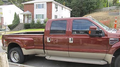 Ford : F-450 King Ranch 2008 ford f 450 king ranch truck
