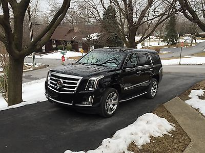 Cadillac : Escalade LUXURY 2015 cadillac escalade