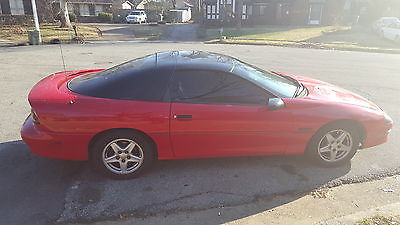 Chevrolet : Camaro Z28 Coupe 2-Door 1994 chevrolet camaro z 28 coupe 5.7 l v 8 great car for the right person