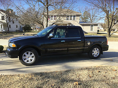 Lincoln : Blackwood Limited Edition manufactured one year 2002 lincoln blackwood limited edition pickup