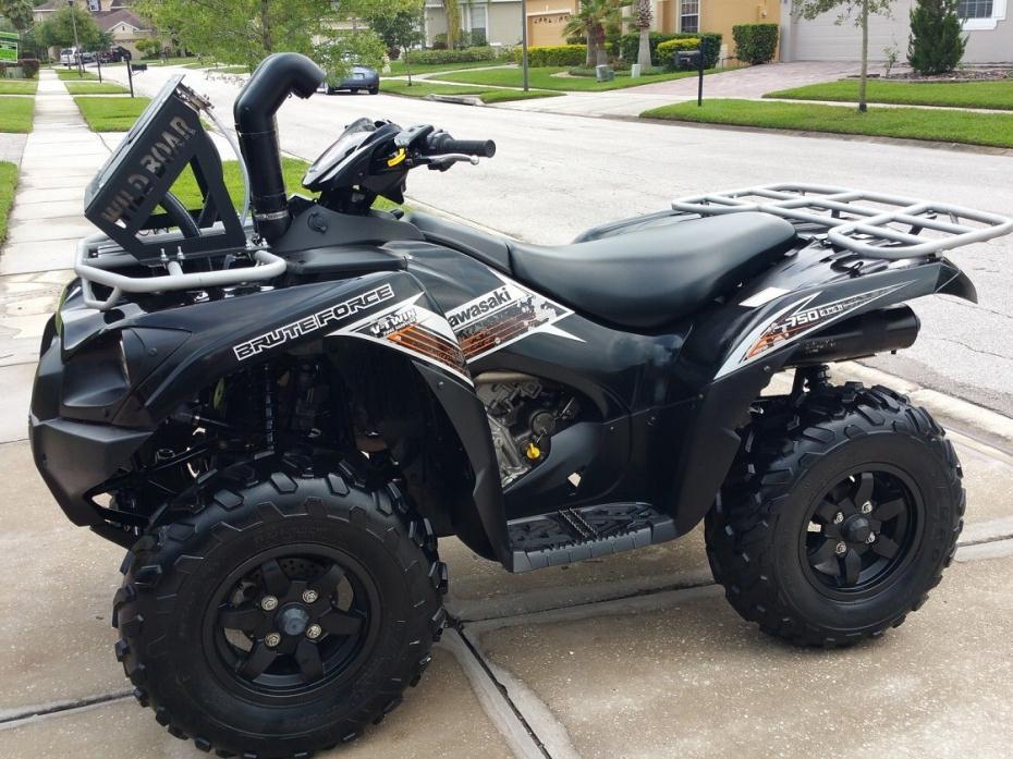 2012 Kawasaki Js 750