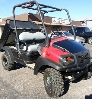 2010 Club Car Xrt 1550 Gasoline