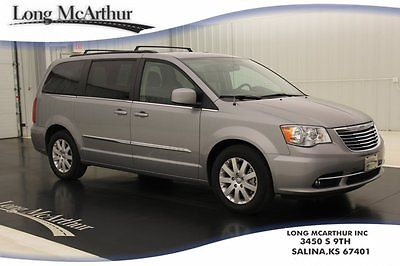Chrysler : Town & Country Touring Certified Rear Camera Keyless Entry Cruise 2014 touring 3.6 l v 6 automatic fwd leather dvd player bluetooth satellite radio