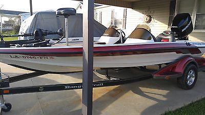 Ranger 519 VX Comanche Tour Edition 2006