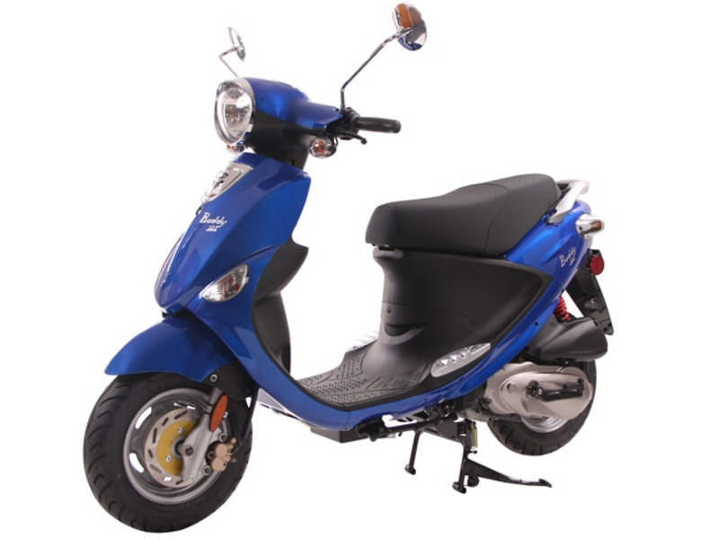 2014 Genuine Scooter Company Buddy 170I