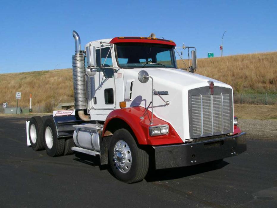 2005 Kenworth T800 496134 Miles !! (misc) 4-5k