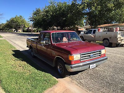 Ford : F-150 ext cab Ford F-150
