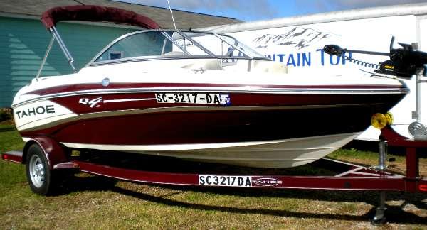 1990 tahoe q4i boats for sale in lexington south carolina. Black Bedroom Furniture Sets. Home Design Ideas