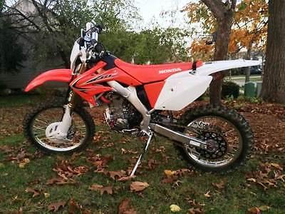 Honda Dirt Bikes 250
