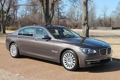 BMW : 7-Series Alpina B7 750Li One Owner Perfect Carfax Executive Pkg Alpina B7 Michelin Tires MSRP New $99795