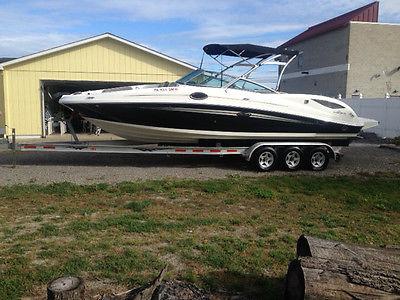 2011 Sea Ray SLX 30
