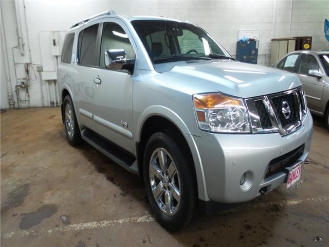 2009 Nissan Armada Cars For Sale