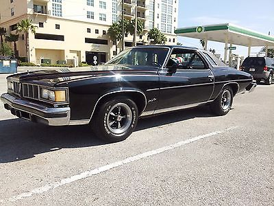 Pontiac : Other 1976 pontiac lemans grand sport