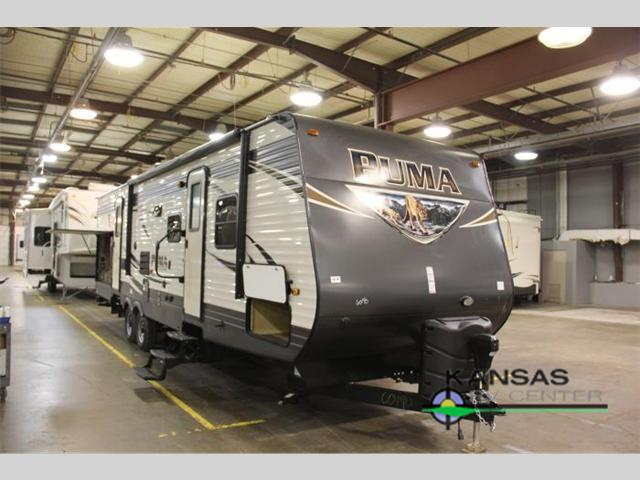 2016 Palomino Puma Travel Trailer 30 FBSS