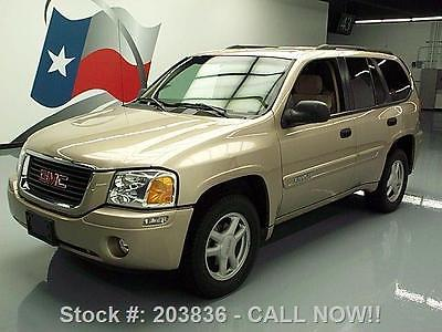 GMC : Envoy SLE CD AUDIO CRUISE CTRL ALLOY WHEELS 2004 gmc envoy sle cd audio cruise ctrl alloy wheels 203836 texas direct auto