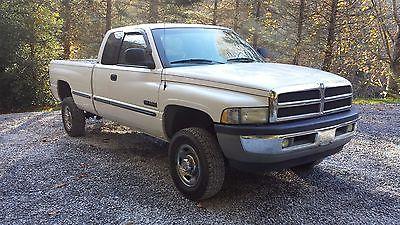 1999 Dodge 2500 Diesel Cars for sale