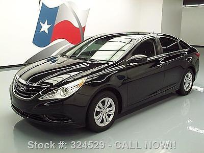 Hyundai : Sonata GLS CRUISE CONTROL A/C CD AUDIO 2012 hyundai sonata gls cruise control a c cd audio 58 k 324529 texas direct
