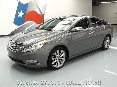 Hyundai : Sonata LTD 2.0T SUNROOF NAV REAR CAM 2011 hyundai sonata ltd 2.0 t sunroof nav rear cam 59 k 279316 texas direct auto