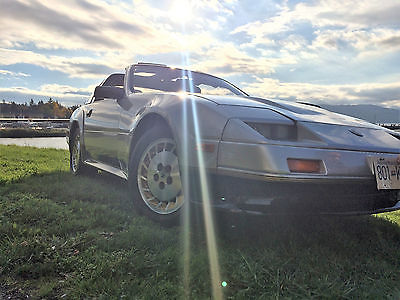 Nissan : 300ZX Silver 1984 nissan 300 zx 50 th anniversary edition