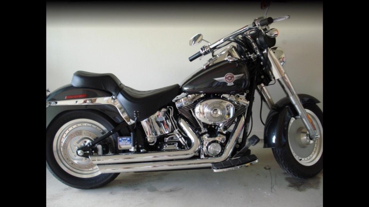 1996 Harley-Davidson FLSTF FATBOY