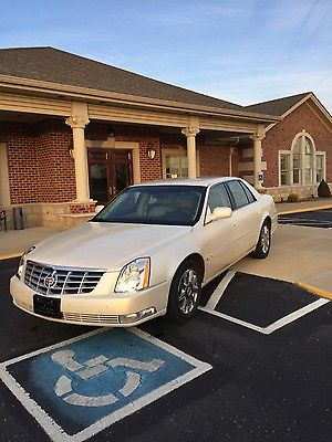 Cadillac : DeVille DTS 2008 cadillac deville luxury