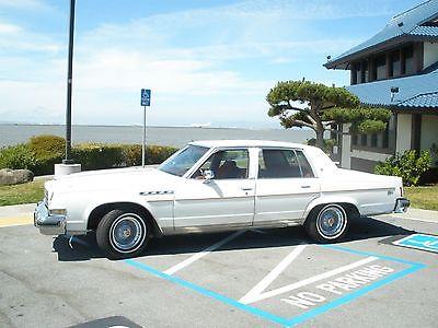 Buick : Electra 1977 buick electra ltd 68 k miles on rebuild engine passed smog