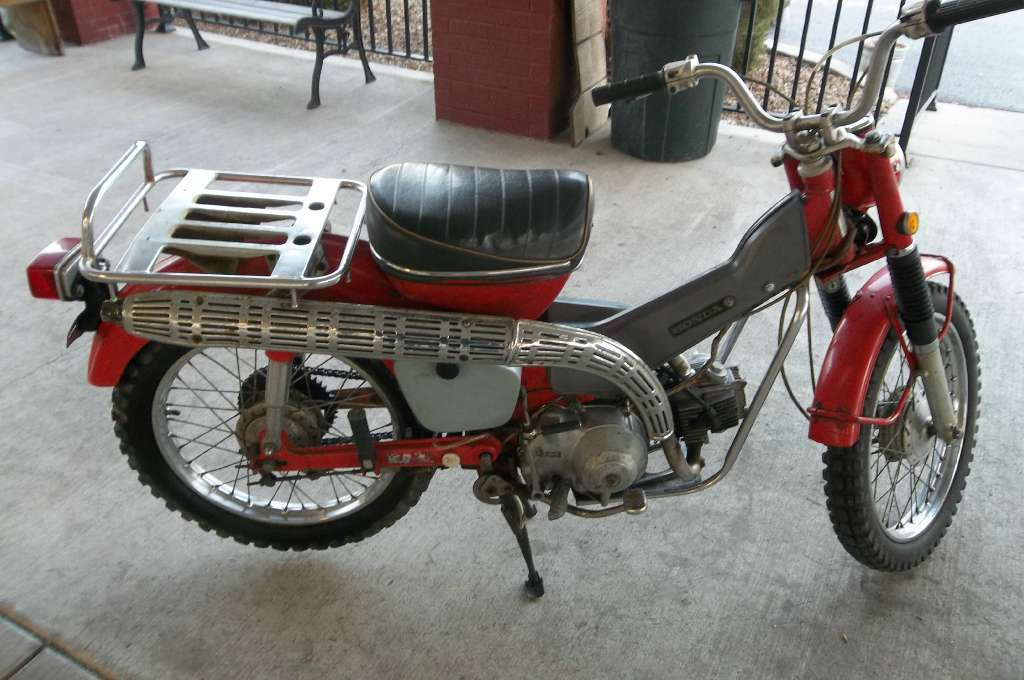 1969 honda trail 90 motorcycles for sale