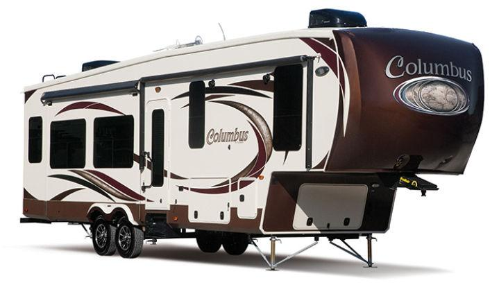 2014 Palomino Sabre Fifth Wheels 34REQS-6