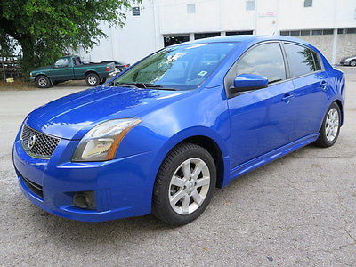 Nissan : Sentra SR Sedan 4-Door 2010 nissan sentra model sr only one florida owner perfect condition