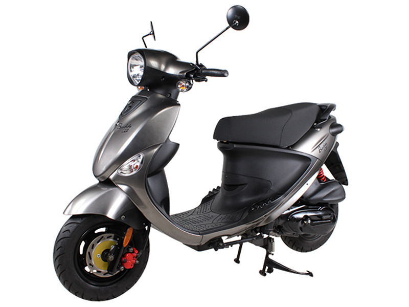 2015 Genuine Scooter Co. Buddy 125