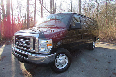 Ford : E-Series Van 2011 ford e 350 van super clean 15 passenger best deal must see we finance