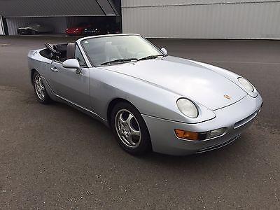 Porsche : 968 Porsche 968 Cabriolet