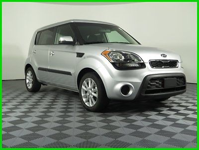 Kia : Soul + FWD 2.0L V4 Engine USED Hatchback - One Owner USED 59,192 Miles 2012 Kia Soul + Hatchback Cloth Seats Keyless Entry