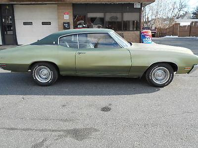 Buick : Skylark 1970 buick skylark 350 12 bolt posi