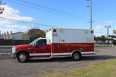 Ford F350 Wheeled Coach Ambulance