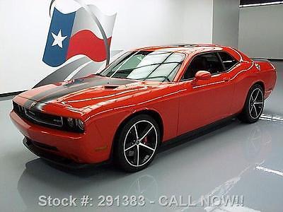 Dodge : Challenger SRT-8 6.1L HEMI SUNROOF NAV 2008 dodge challenger srt 8 6.1 l hemi sunroof nav 28 k 291383 texas direct auto