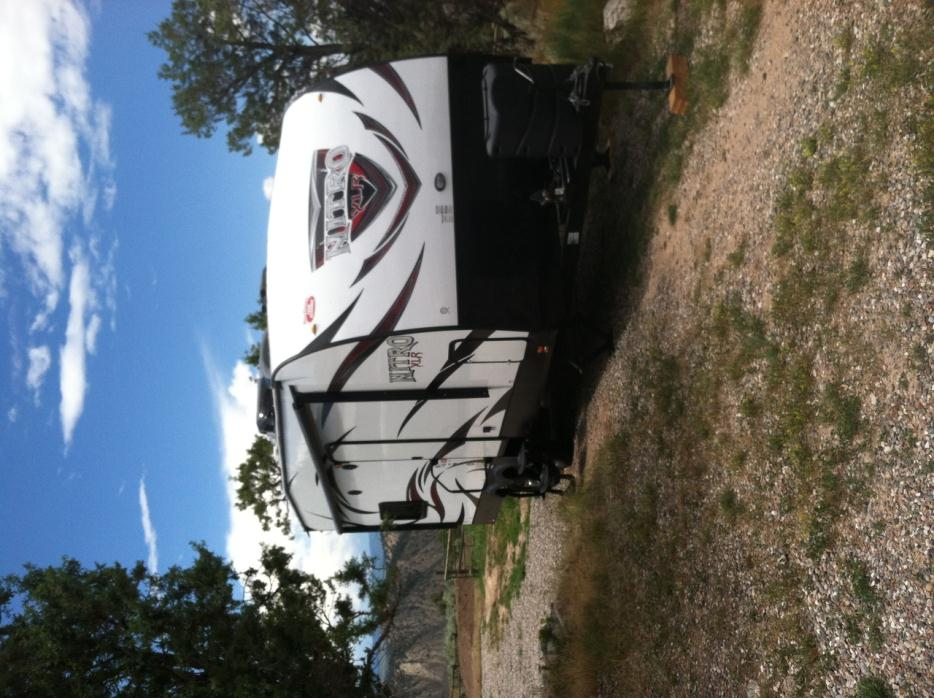 2015 Forest River Ice Cabin 8x21RV