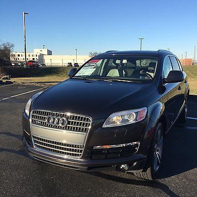 Audi : Q7 3.6 Premium Quattro AWD Audi Q7 SUV Premium 4 door