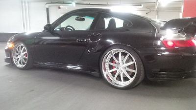 Porsche : 911 911 Turbo Coupe GT2 kit 2002 porsche 911 turbo gt 2 ruf pkg