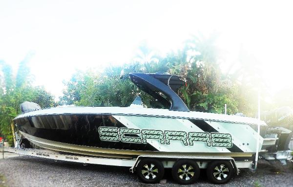 1989 Scarab WELLCRAFT
