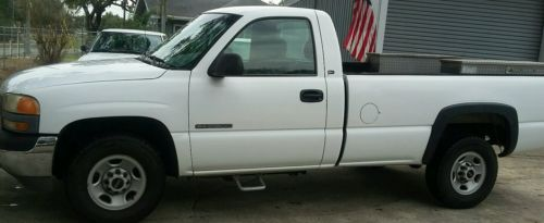 GMC : Sierra 2500 SL Low Actual miles 52,154 one central Fl company owner, fleet maintained, 6.0 Vort