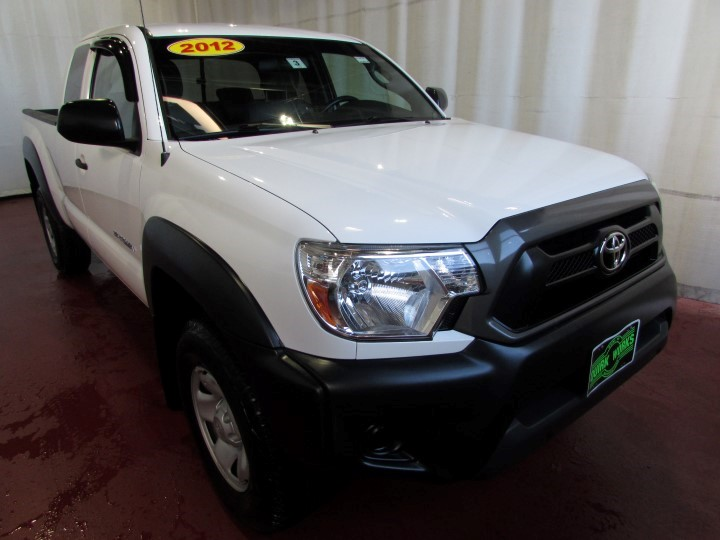 2012 Toyota Tacoma V6 Access Cab 4wd