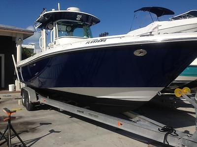 2006 Everglades 290 Pilot Twin Honda 225s Low Hours (407) Great Cond ***Miami***