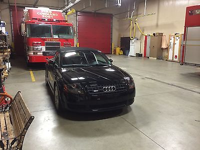 Audi : TT Quattro Roadster 225HP 2003 audi tt quattro base convertible 2 door 1.8 l 225 hp