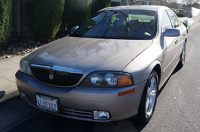 Lincoln : LS 2000 lincoln ls